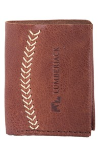 Lumberjack Men's Brown Wallet