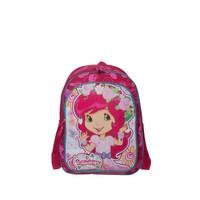 Çilek Kız Çocuk Okul Çantası 62870 Pembe 26*37*13