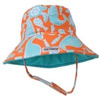 Flap Happy Günbatımı Fun Yüzme Şapkası
