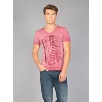 Colin's Bordo Erkek T-Shirt Kısa Kol