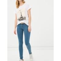 Koton Jeans Kadın Kate Jean Pantolon Açık Mavi