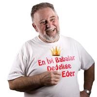 BuldumBuldum Dedeliğe Terfi T-Shirt