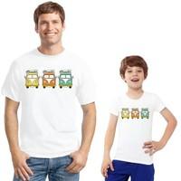 BuldumBuldum Baba Çocuk T-Shirt - Vosvos