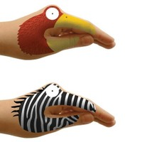 BuldumBuldum Tattoo Hands - Dövme Eller - Dino (Dinozor)