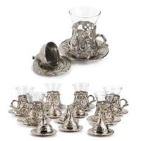 BuldumBuldum 6Lı Çay Bardağı Seti