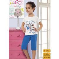 Özkan 40452 Kız Çocuk Kapri Takım