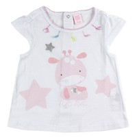 Tuc Tuc Yıldızlı T.Shirt Baby Star