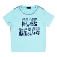 Karamela Blue Beach T-Shirt