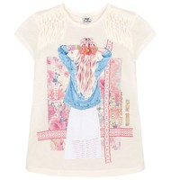 Mayoral Kız Çocuk T-Shirt Trendy