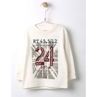 Losan Erkek Çocuk 24 Uzun Kollu Tshirt