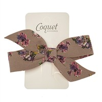 Coquet Accessories Çiçek Klips Toka