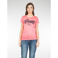 Colin's Pembe Kadın T-Shirt Kısa Kol