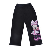 Minnie Mouse Eşofman Altı - Siyah