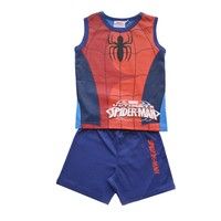 Örümcek Adam Pijama Takımı - Kolsuz
