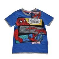 Örümcek Adam Tişört - Mavi - Ultimate Spiderman T-shirt