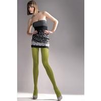 Gabriella 40 Den Yeşil Külotlu Çorap MICROFIBRE40
