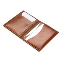TripleWallet Handmade Deri Erkek Kredi Kartlık ve Cüzdan