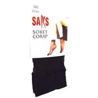Fit Soket Çorap 500-Siyah