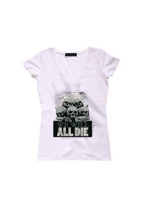 The Chalcedon We Will All Die Kadın T-Shirt