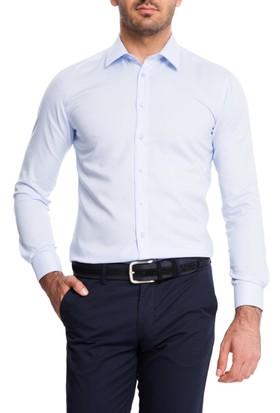 Pierre Cardin Iron Mavi Gömlek