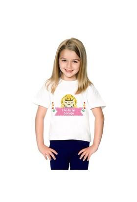 BuldumBuldum 23 Nisan Kutlu Olsun - T-Shirt Kız Model