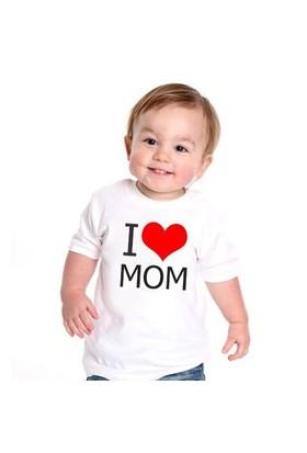 BuldumBuldum Annemi Seviyorum - Çocuk T-Shirt