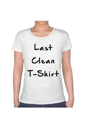 BuldumBuldum Son Temiz T-Shirt - Bayan U Yaka