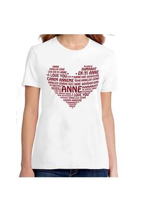 BuldumBuldum Anneler Gününe Özel Mesajlı T-Shirt