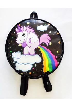 Köstebek Unicorn Pooph Sırt Çantası Kyç050