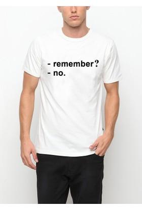 Köstebek Remember ? - No. Erkek T-Shirt Et740