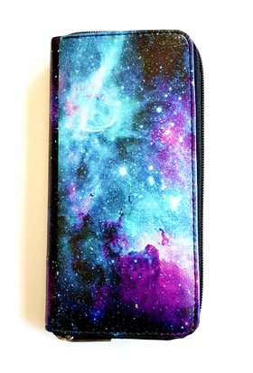 Köstebek Galaxy Cüzdan Uzun Cüzdan Kuc170