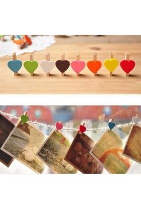 BuldumBuldum Renkli Kalpli Mandal Seti 12Li