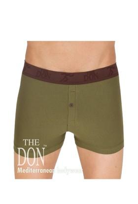 The Don Hipsters Çimen Yeşili Erkek Boxer