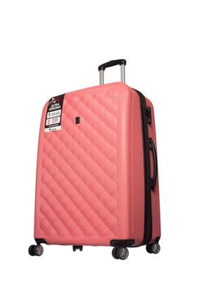It Luggage Polycarbonate Büyük Boy Çanta Pembe L-(78*55*33)