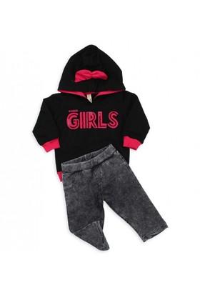 Modakids Wonder Kids Kız Bebek 2Li Takım 010-4343-038
