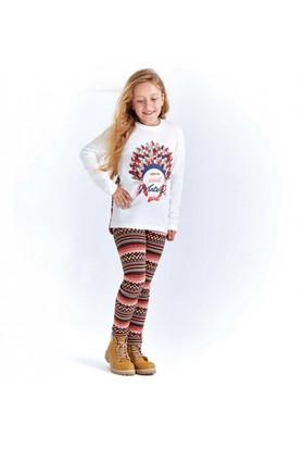 Modakids Wonder Kids Kız Çocuk 3 Lü Takım 010-4733-028