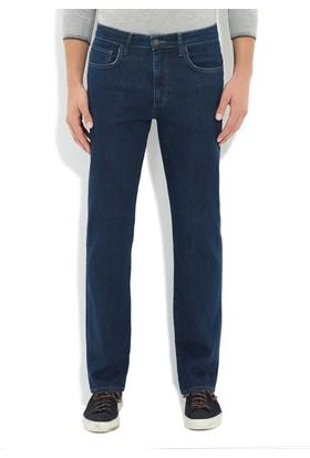 Mavi Klasik Kesim Koyu Comfort Jean Pantolon
