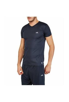 Lescon 16S-1221 T-Shirt V Yaka Erkek Kısa Kol T-Shirt