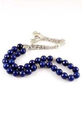 Tesbih1453 Ceyt Doğal Taş Tesbih Mavi