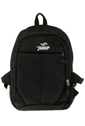 Jump 1043 Okul Si Siyah Unisex Çanta