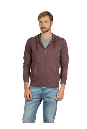 Colin's Bordo Erkek Sweatshirt