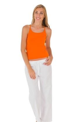 TheDON Camisole Turuncu Renk Bayan Askılı Atlet