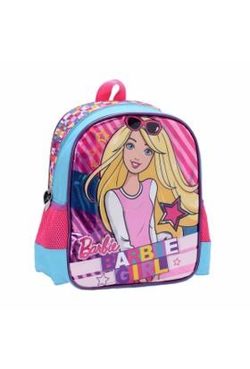 Barbie Barbıe Anaokulu Çantası Pembe Kız Çocuk Anaokulu Çantası