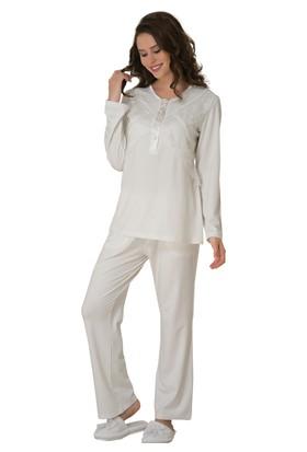 Mecit Örümcek Dantel Micro Pijama Takım