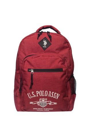 U.S. Polo Assn. Çocuk Sırt Çantası Pl6326 Bordo 30*43*15