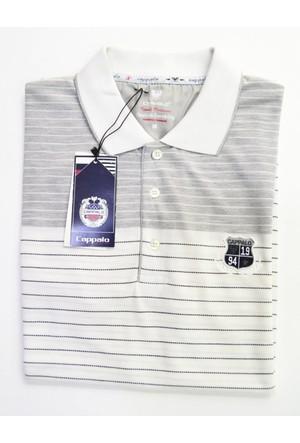 Cappalo 105 Beyaz T-Shirt