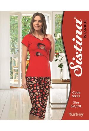 Sistina Capri Pijama Takımı S5511