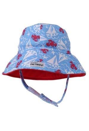 Flap Happy Uçan Yelkenliler Fun Yüzme Şapkası