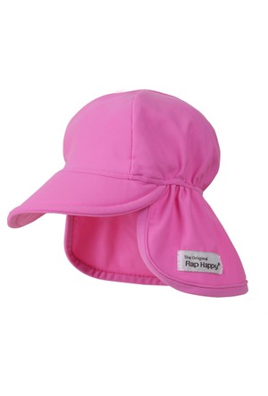 Flap Happy Pembe Açelya Flap Yüzme Şapkası