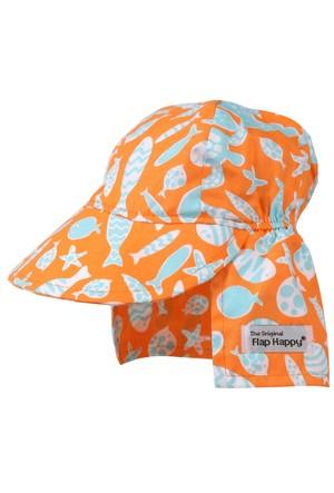 Flap Happy Günbatımı Flap Şapka